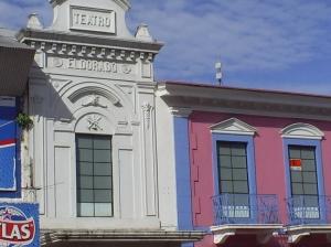 Teatro El Dorado