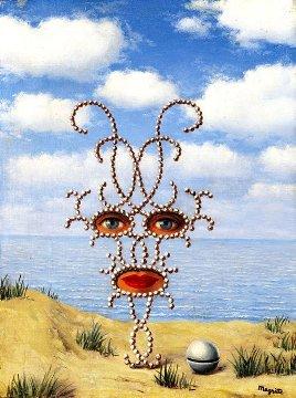 Scherezade de Magritte
